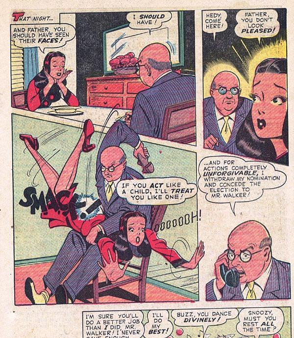 Some Spanking Comics