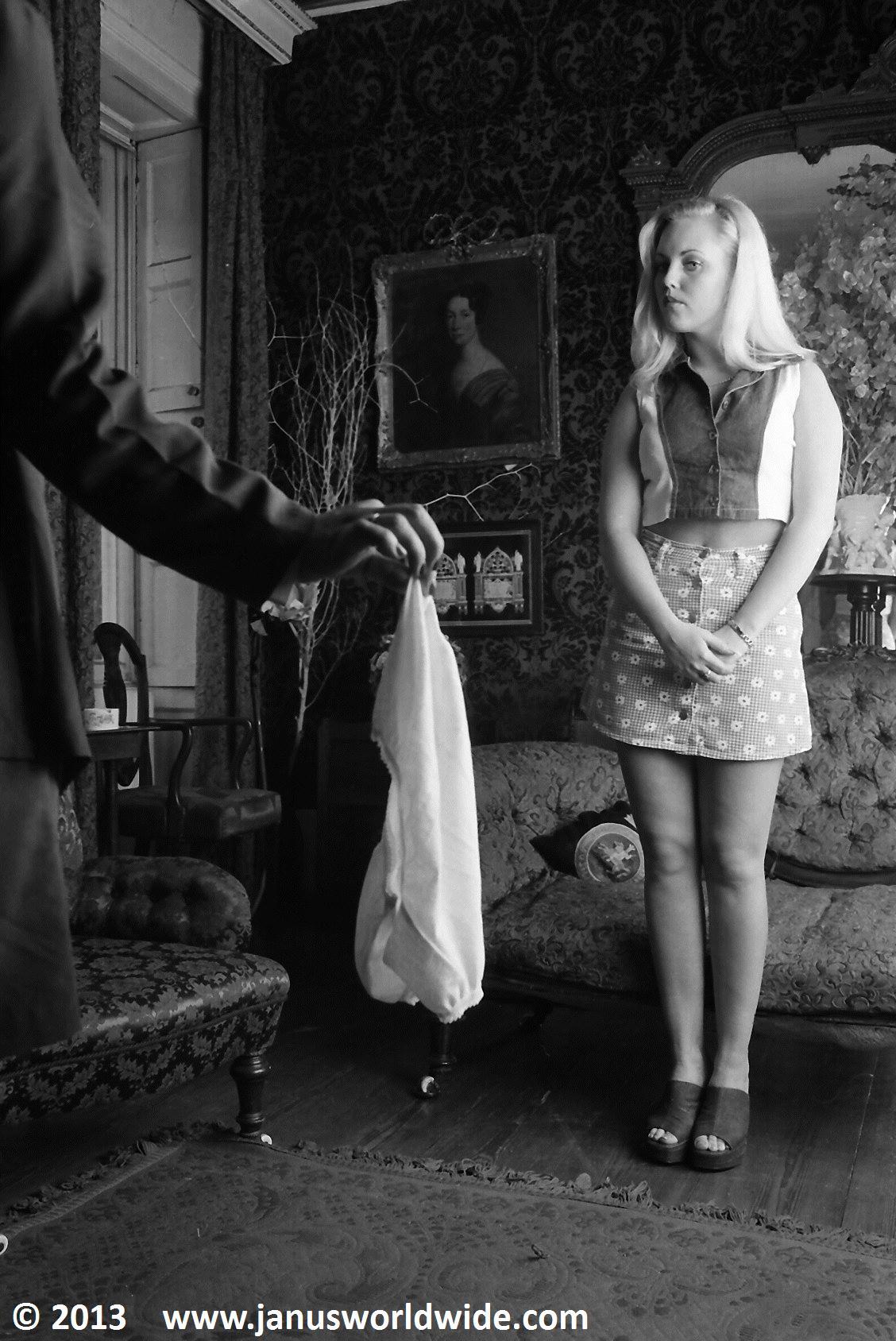 The Punishment Panties – Janus 124