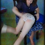 The Mother Spanks Series